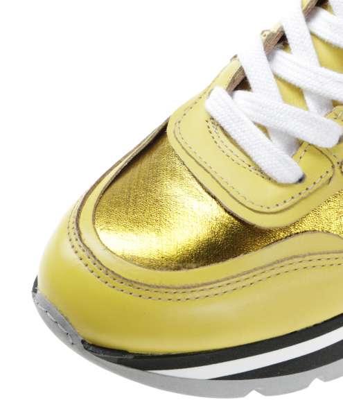 Plateau Sneaker vaniglia