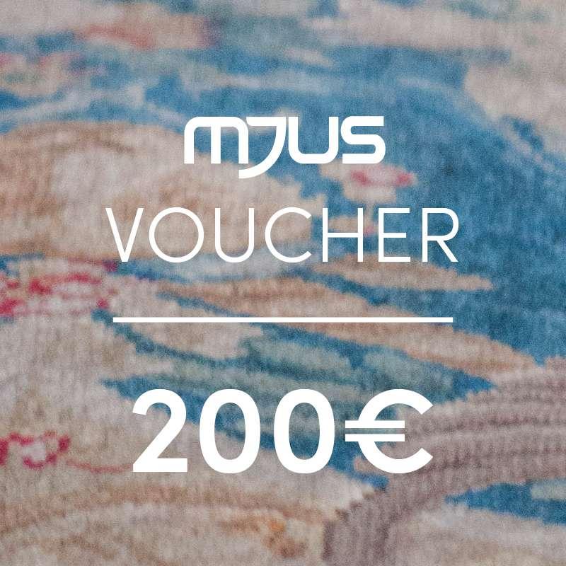 Voucher 200 EUR