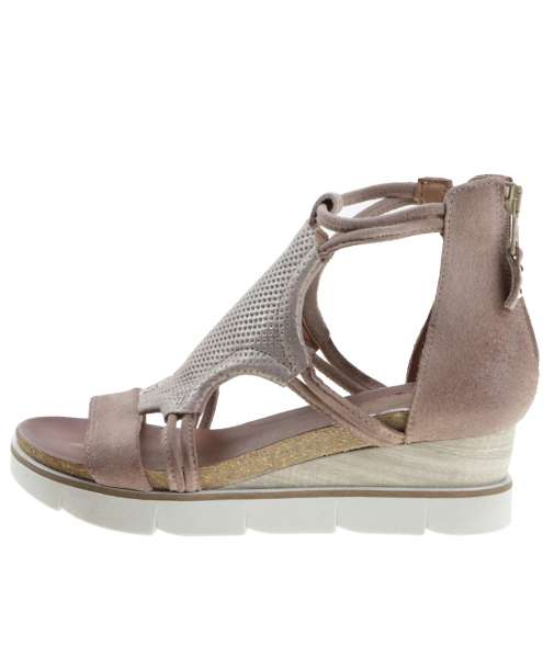 Wedge sandals perla